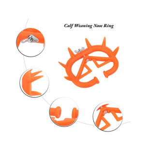 Cow weaner ring 1 piece